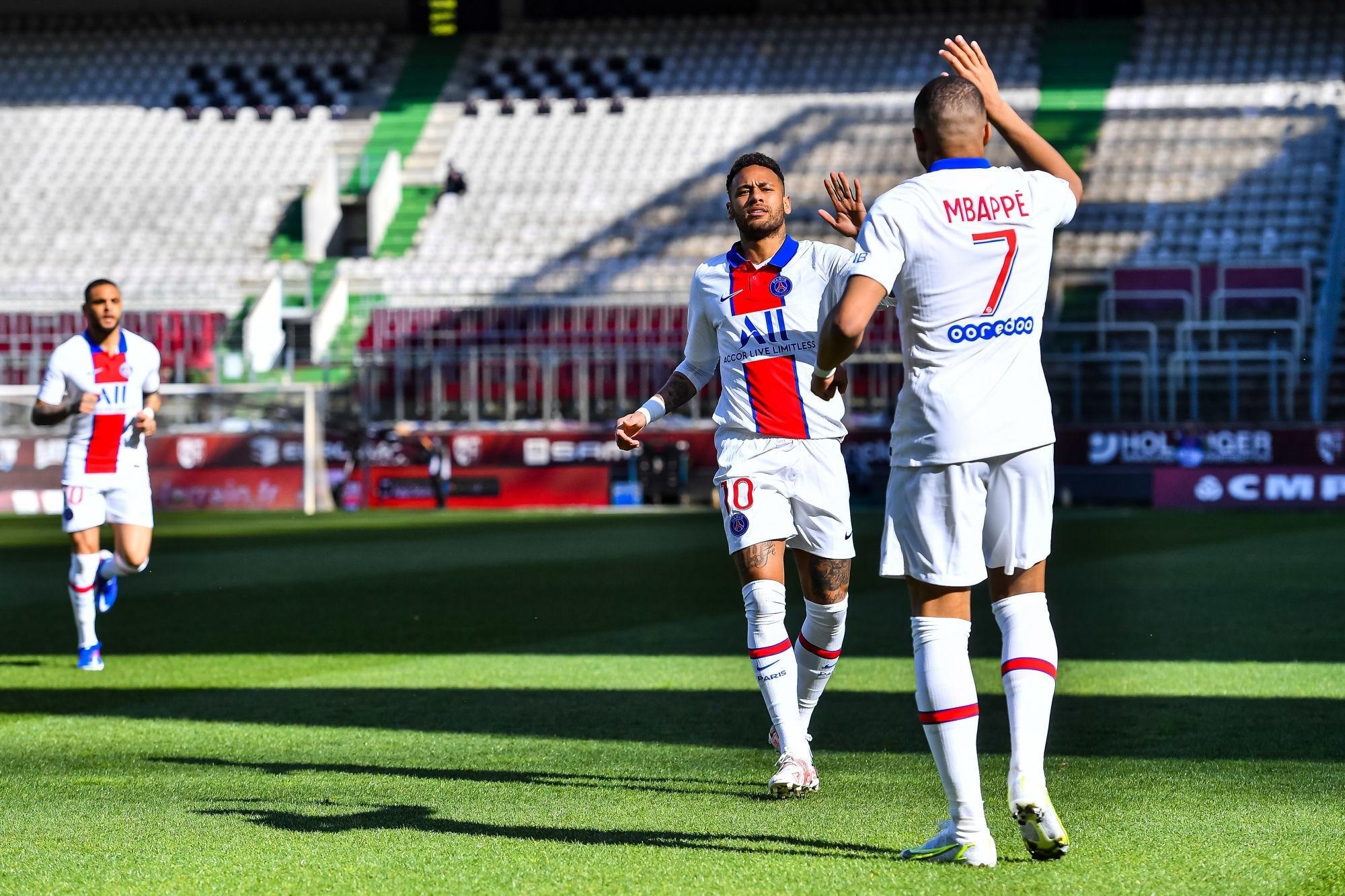 Metz/PSG - Les notes des Parisiens dans la presse : Mbappé au top, Sarabia et Kurzawa déçoivent