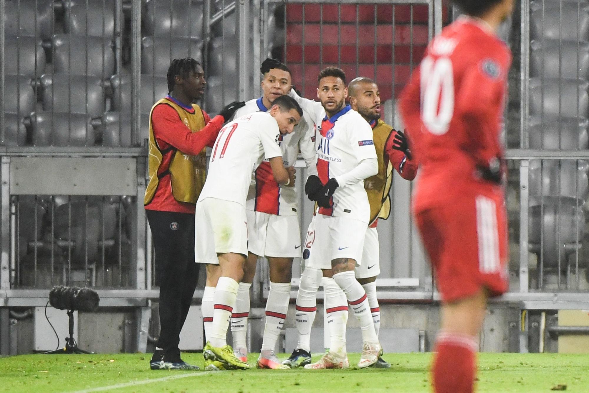Bayern/PSG - Les notes des Parisiens dans la presse : des piliers et des déceptions