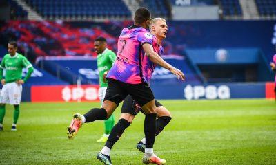 Résumé PSG/Saint-Etienne (3-2) - La vidéo des buts et des temps forts du match