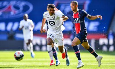 Résumé PSG/Lille (0-1) - La vidéo du but et des temps forts du match