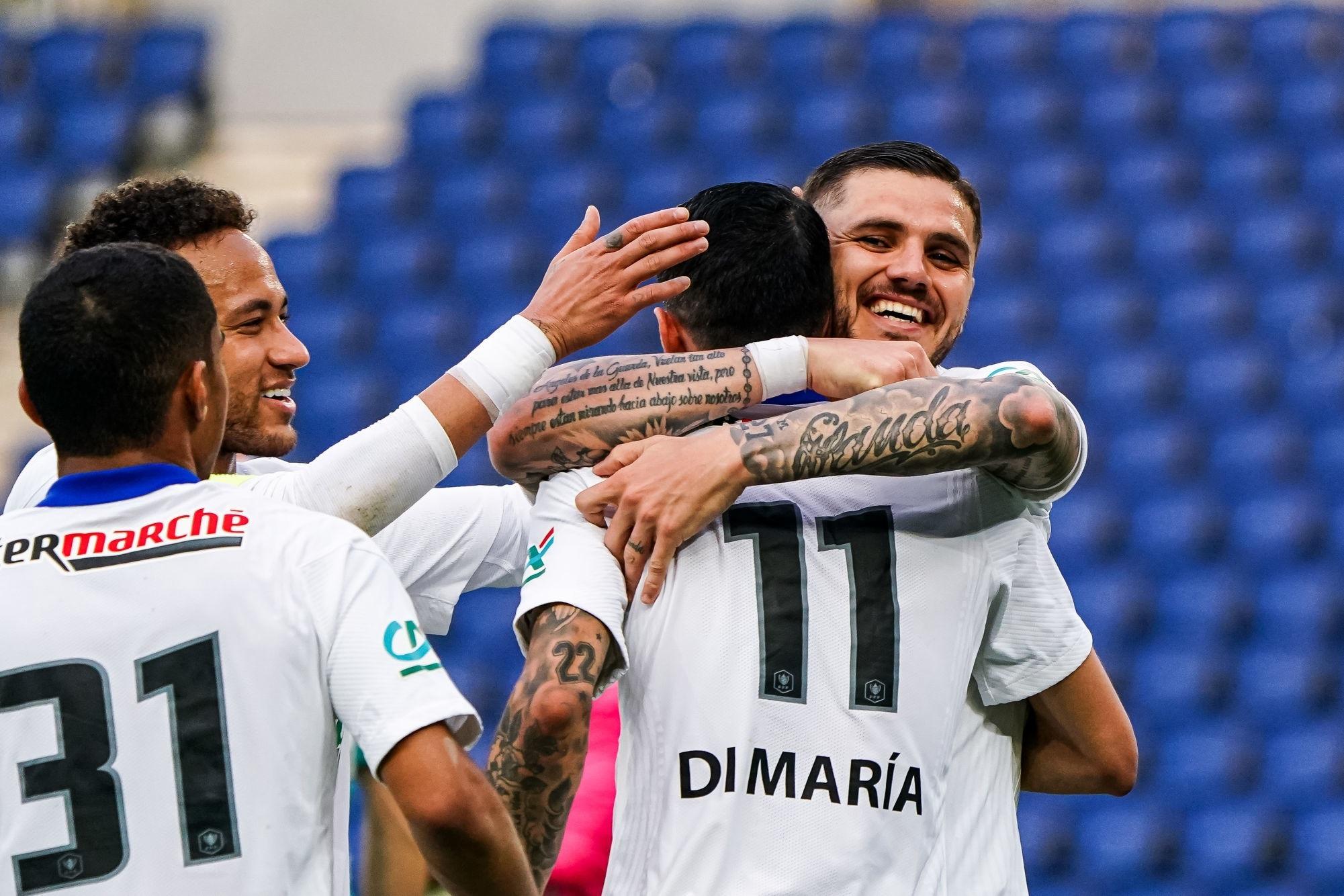 Résumé PSG/Angers (5-0) - La vidéo des buts et des temps forts du match