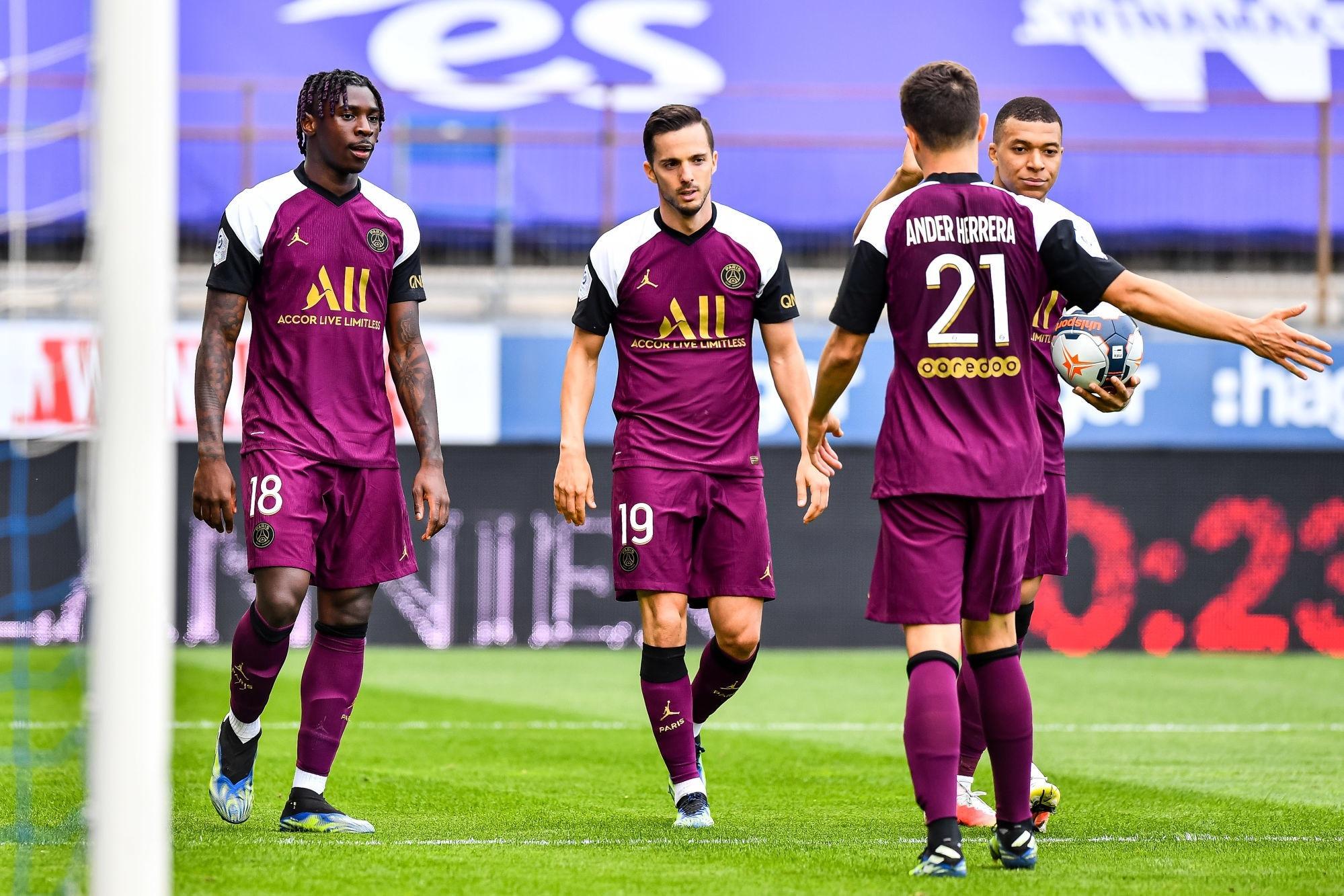 Que retenez-vous de la victoire du PSG face à Strasbourg ?