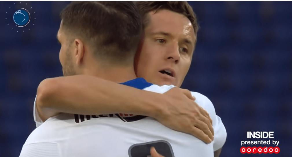 PSG/Angers - Revivez la victoire parisienne au plus près des joueurs parisiens