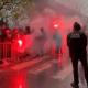 """City/PSG - Les supporters parisiens affichent leur soutien avec """"Le PSG en Finale J'y Crois"""""""