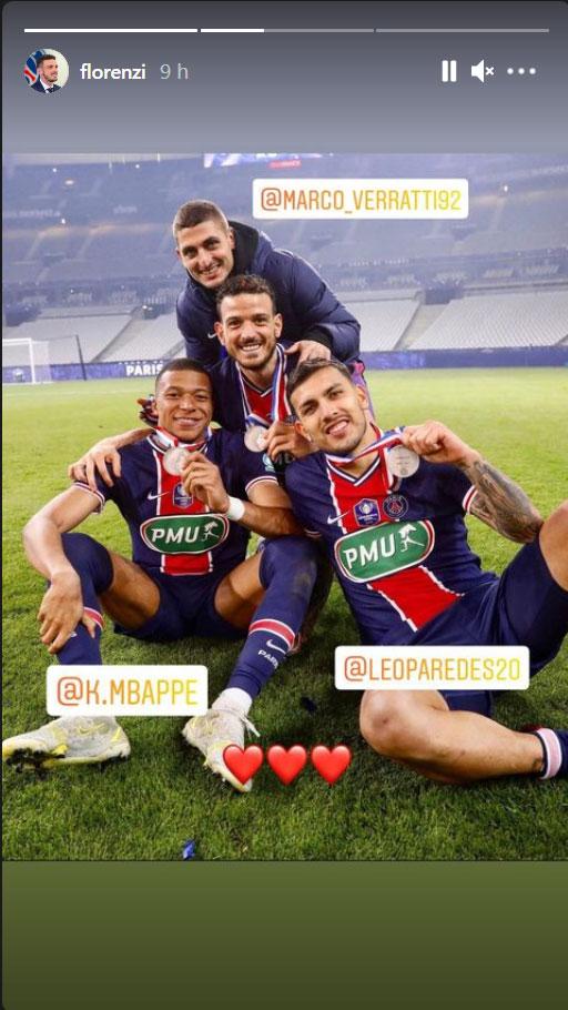 Les images du PSG ce jeudi: Paris célèbre sa coupe de France!