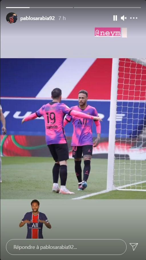 Les images du PSG ce samedi: retour sur la victoire face à Lens