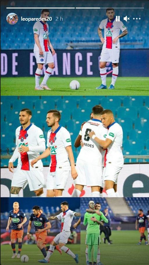 Les images du PSG ce jeudi: Retour sur la qualification en finale de Coupe et Eid Mubarak