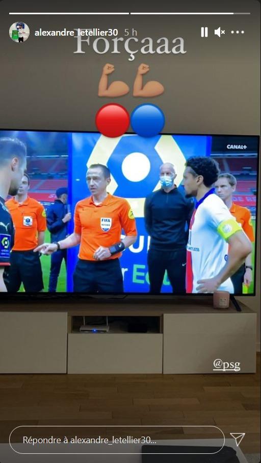 Les images du PSG ce dimanche: Jour de match, et toujours pas de victoire