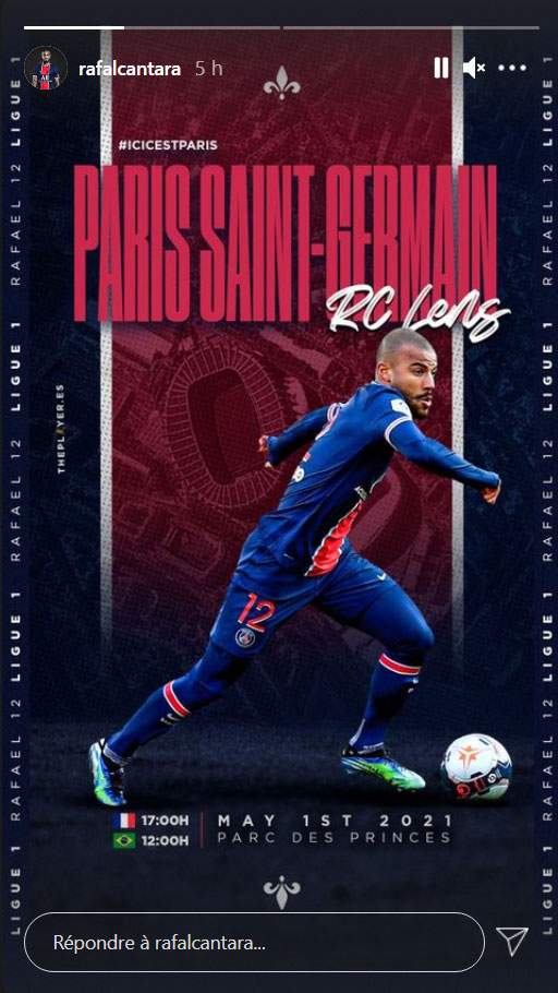 Les images du PSG ce vendredi: Conférence de presse et entraînement