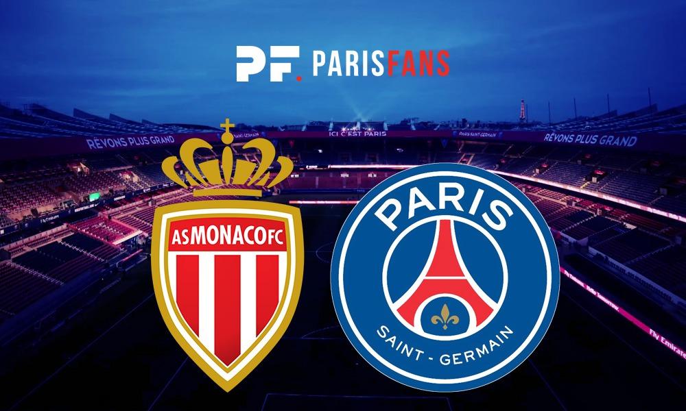 Monaco/PSG - Le groupe monégasque: