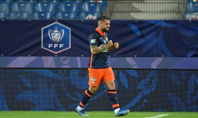 Montpellier/PSG - Delort a vraiment cru à la qualification et félicite Paris