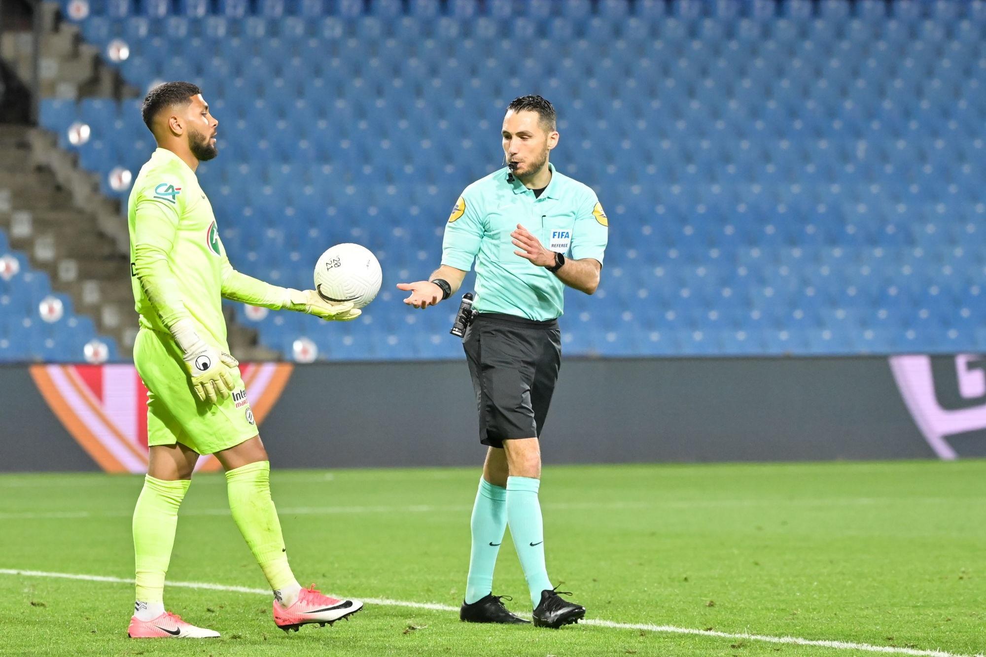 """Montpellier/PSG - Bertaud """"C'est cruel, on a fait un très gros match"""""""
