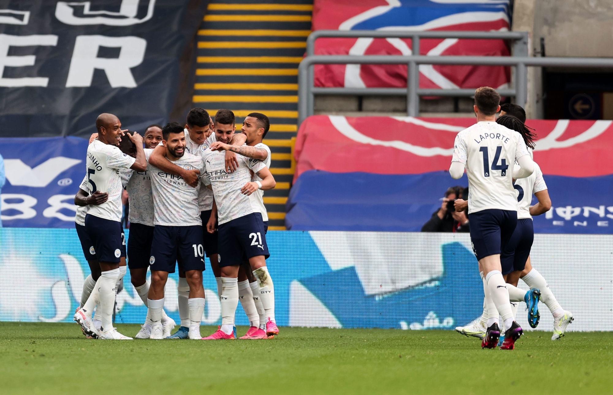 LDC - City s'impose à Crystal Palace avec du turnover avant de recevoir le PSG