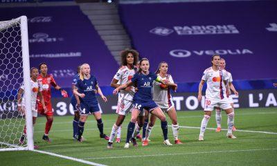 Les images du PSG ce dimanche: Les féminines plus près du titre !