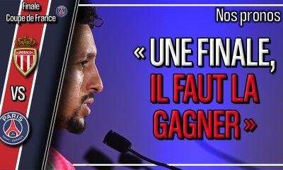 Podcast Monaco/PSG - L'équipe du PSG et nos pronostics pour la finale !
