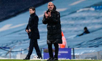 """City/PSG - Guardiola aussi souligne que cela s'est joué """"à de petits détails"""""""