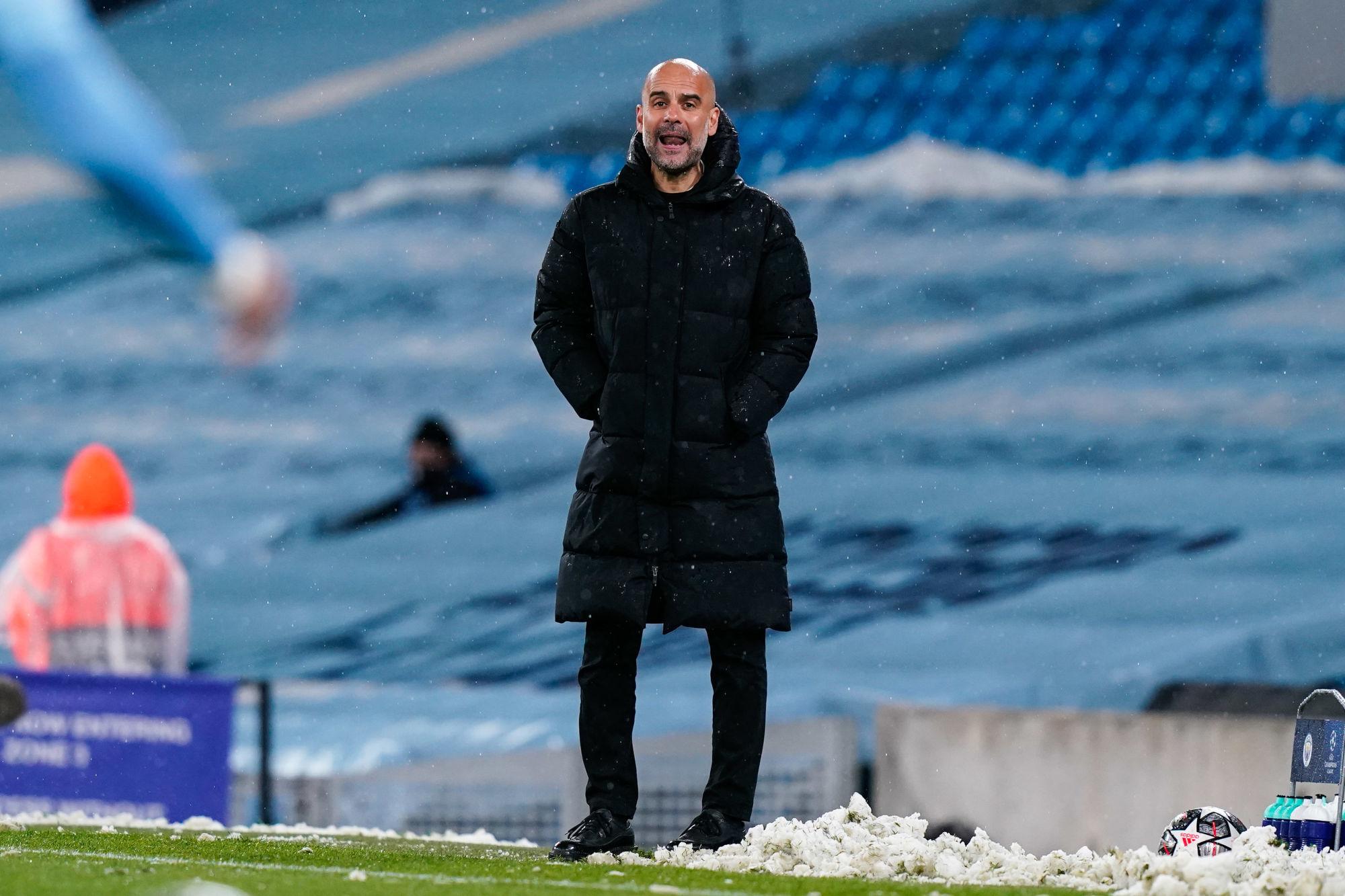 """City/PSG - Guardiola souligne la bonne entame parisienne et les """"détails"""""""