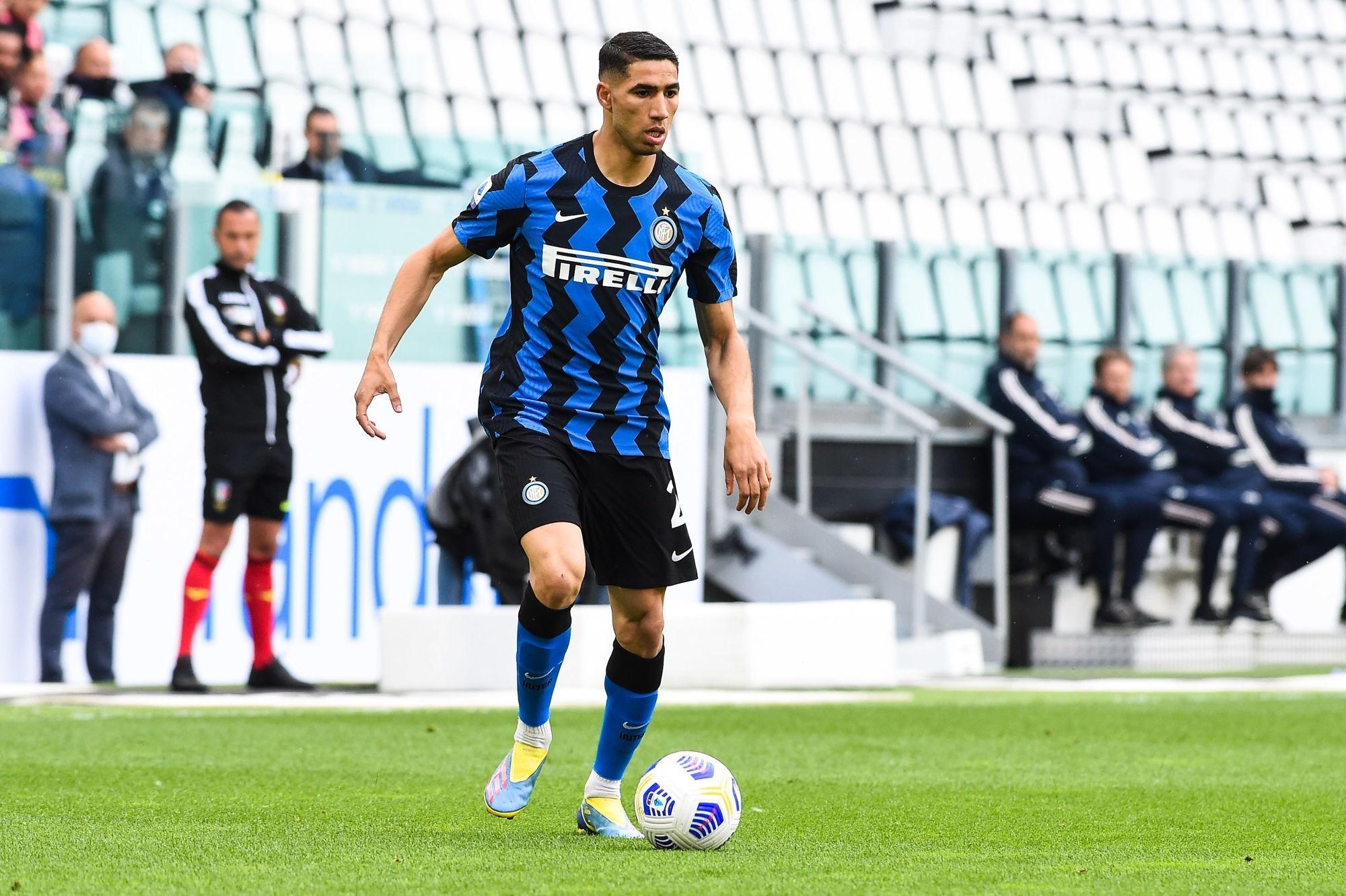 """Mercato - Hakimi """"plaît au PSG"""", indique La Gazzetta dello Sport"""