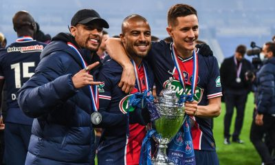 Monaco/PSG - Herrera évoque la finale et l'envie de remporter la Ligue 1