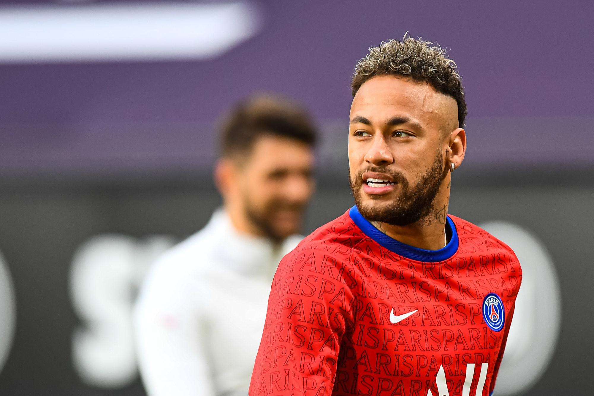 Neymar explique qu'il aimerait pouvoir jouer avec Cristiano Ronaldo