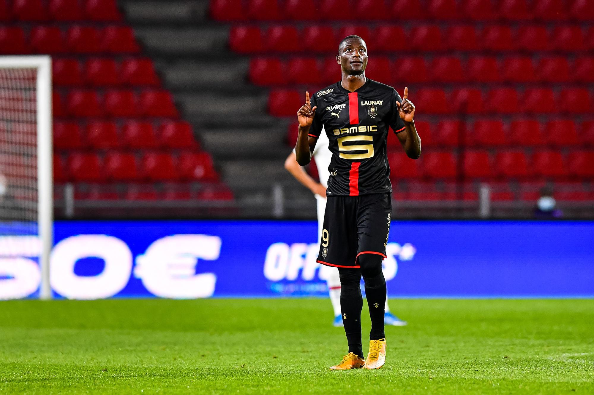 """Rennes/PSG - Guirassy l'assure, ils ont fait beaucoup d'efforts """"c'est un bon point"""""""