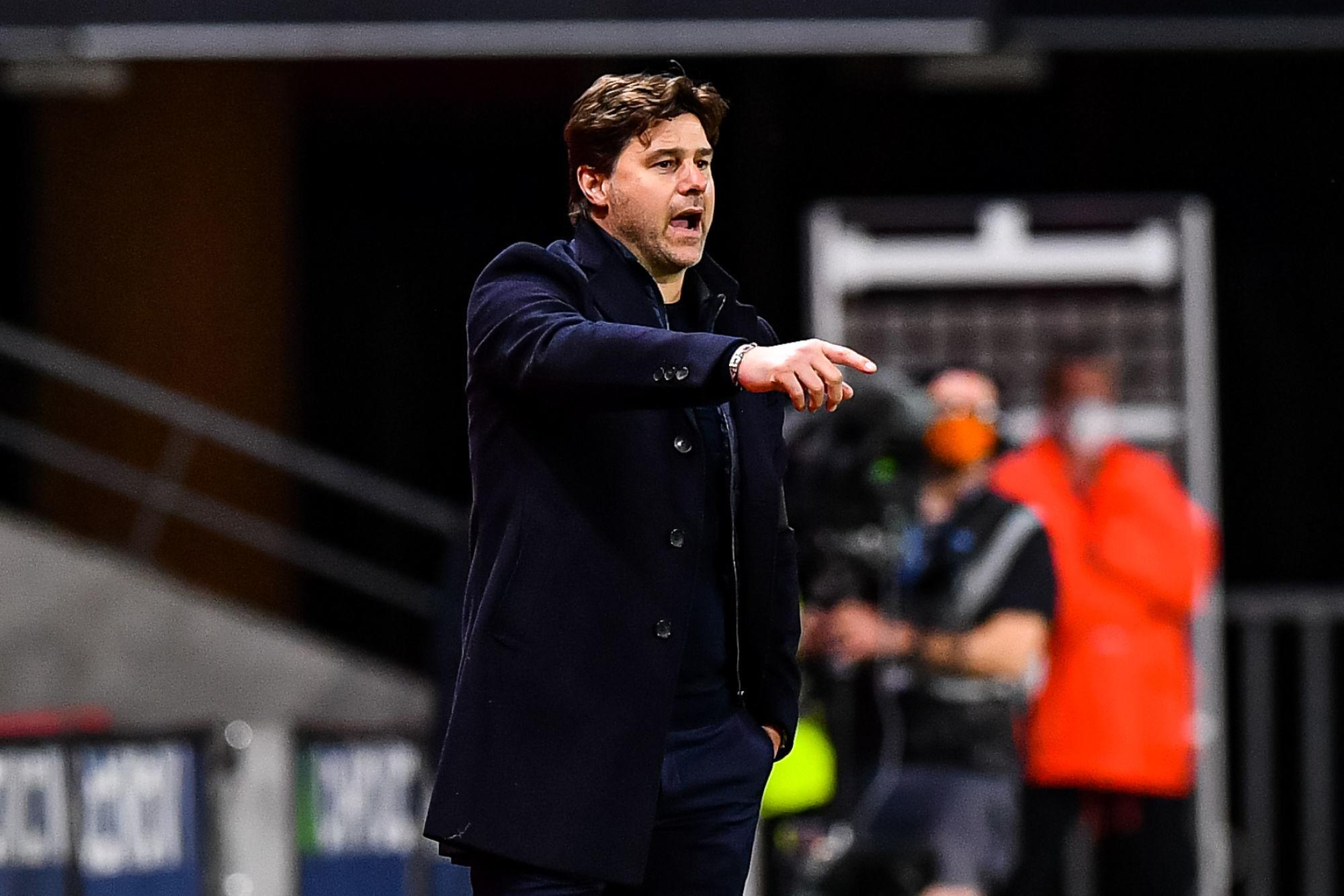 """Rennes/PSG - Pochettino est clair """"Nous n'avons pas assez montré pour gagner"""""""