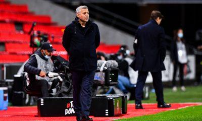"""Rennes/PSG - Genesio """"On a senti que les Parisiens n'étaient pas bien"""""""