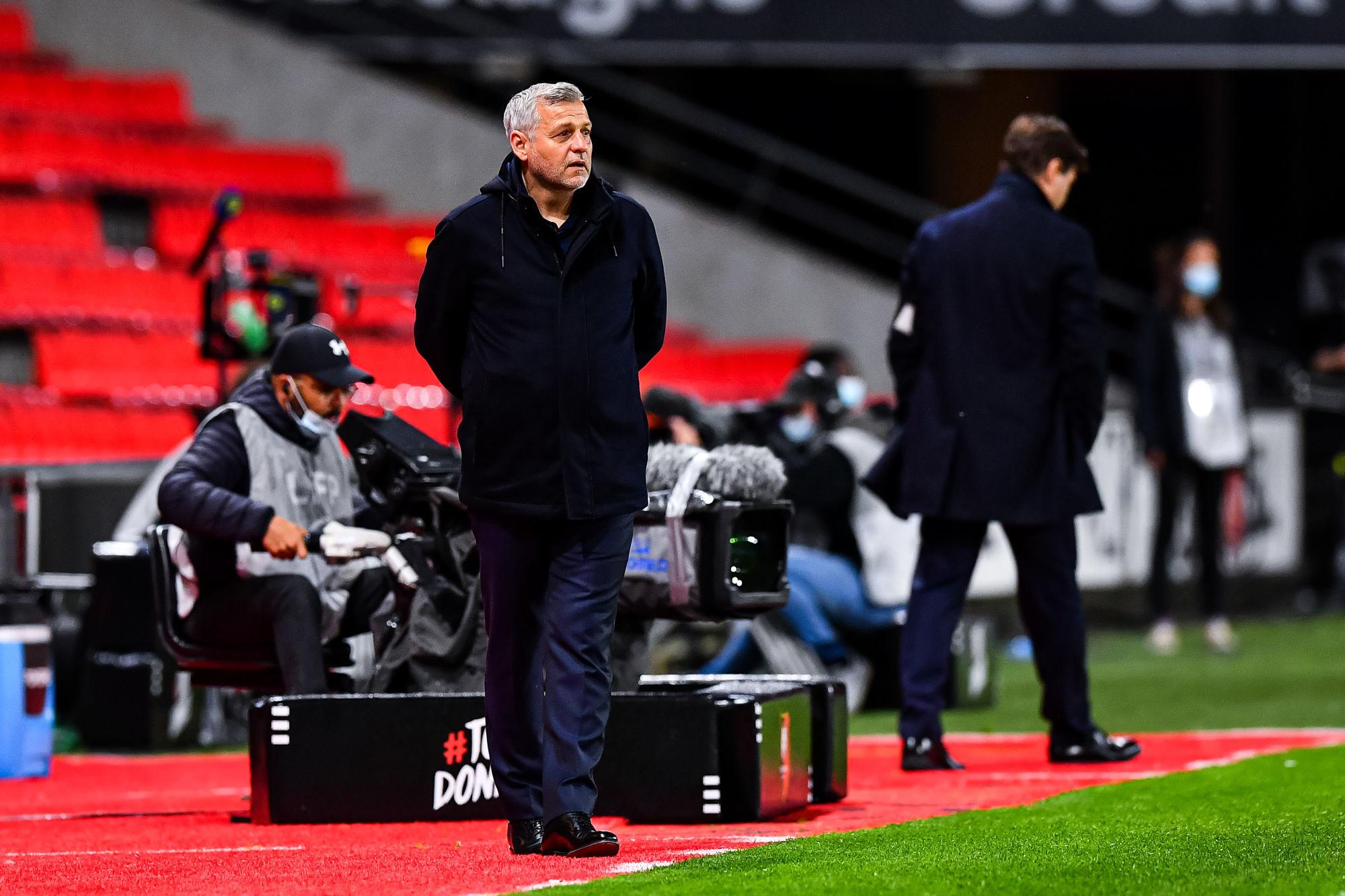 """Rennes/PSG - Génésio souligne """"on a aussi des forces pour les inquiéter."""""""