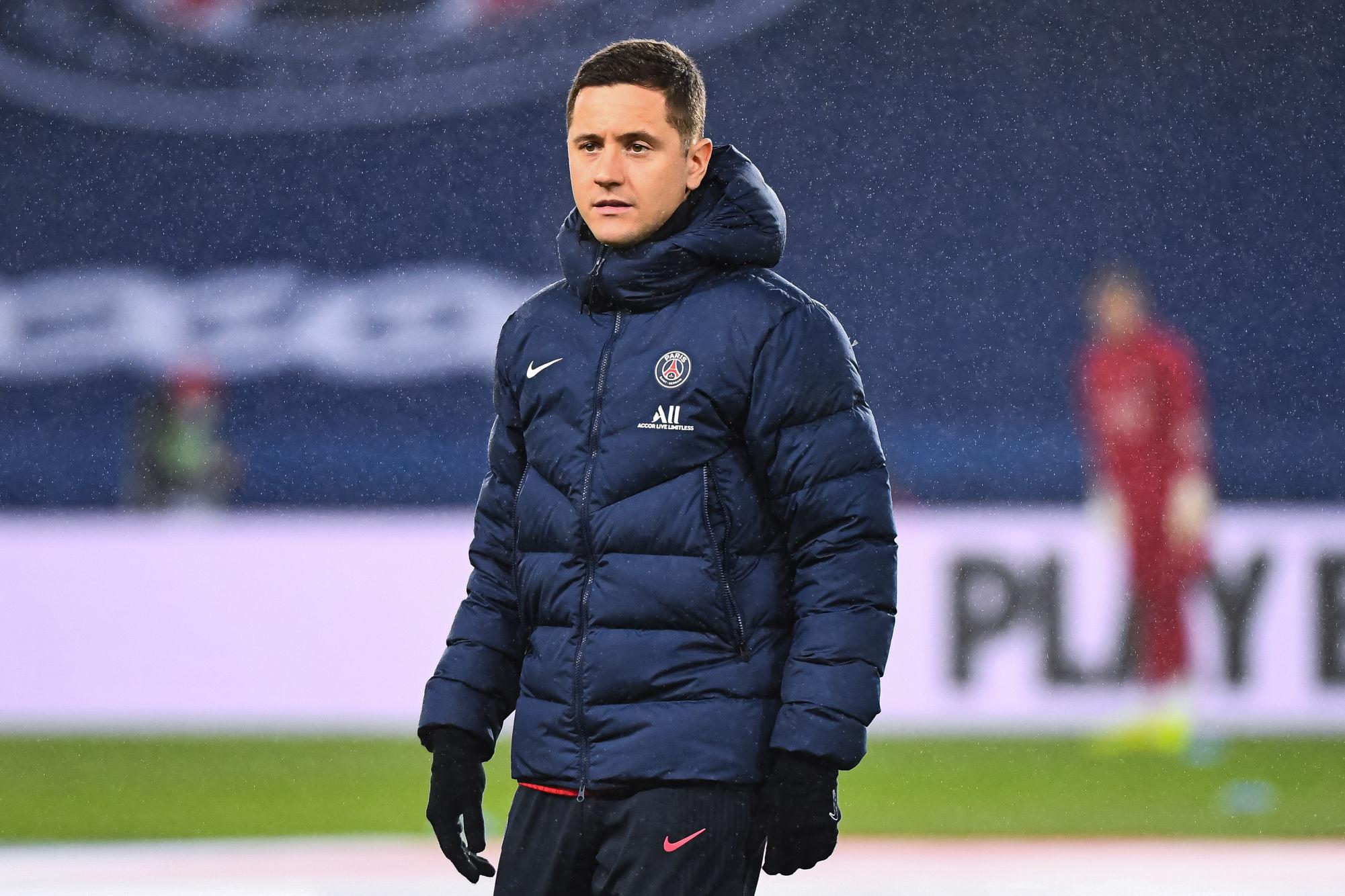 """PSG/Reims - Herrera croit au titre """"On doit être concentré sur nous"""""""