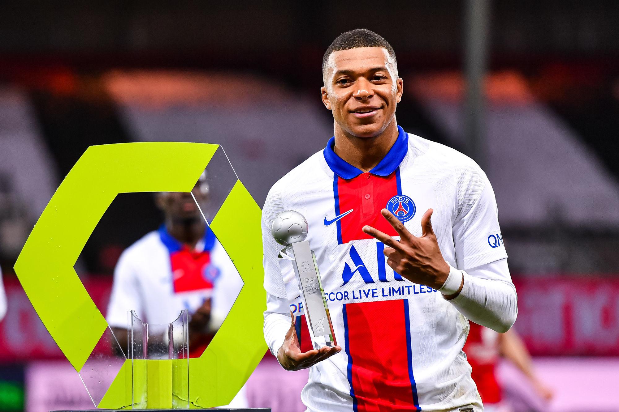 """Mercato - Mbappé attend toujours des """"garanties sur le recrutement"""", indique L'Equipe"""