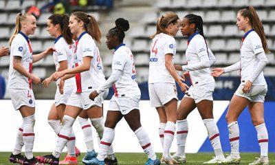 Paris FC/PSG - Le PSG remporte le derby et reprend la première place