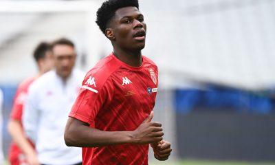 """Monaco/PSG - Tchouaméni évoque la """"frustration"""" après ce match qui va les faire """"grandir"""""""
