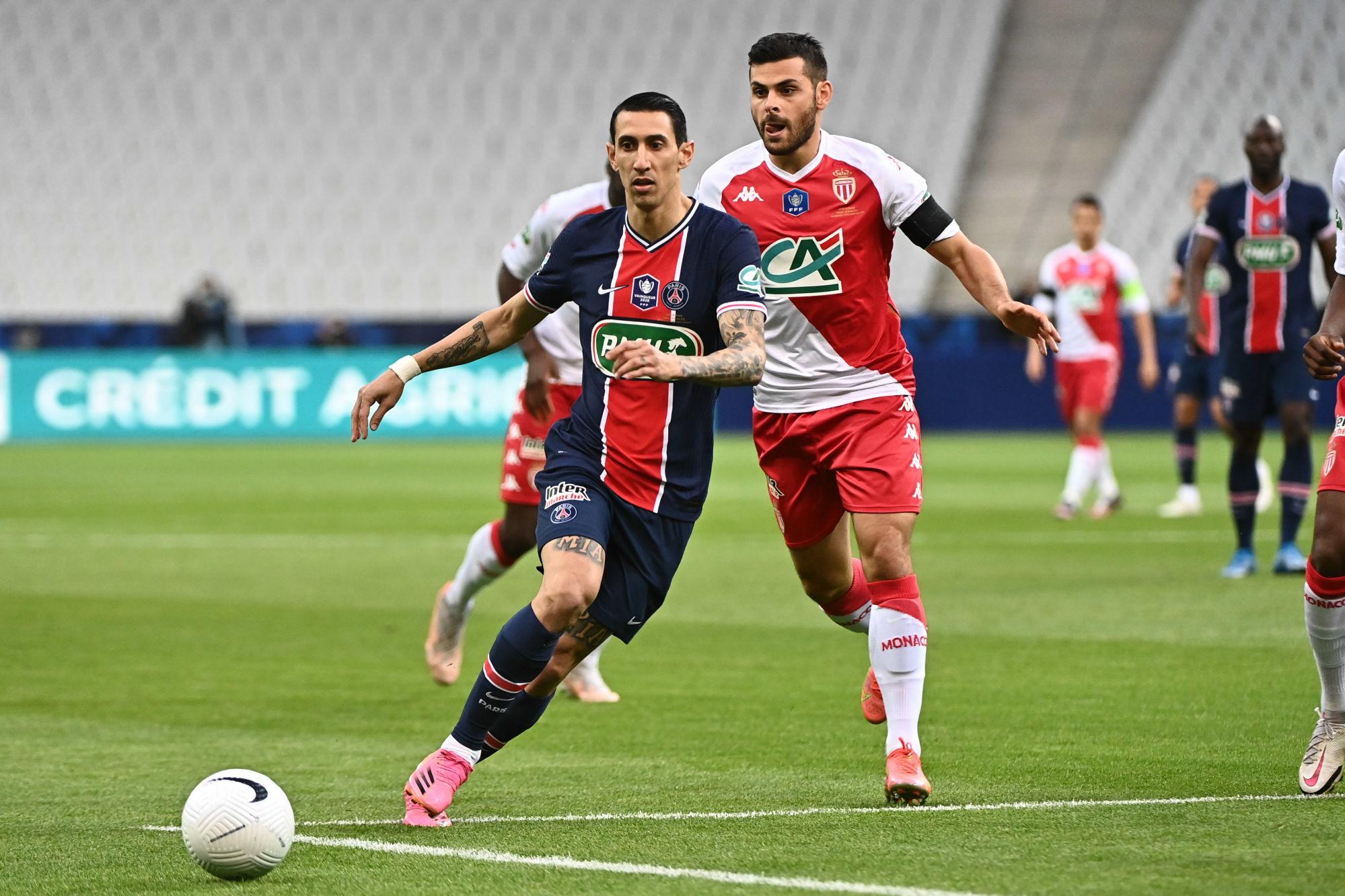Monaco/PSG - Volland «On n'a pas joué à 100 % de notre potentiel»