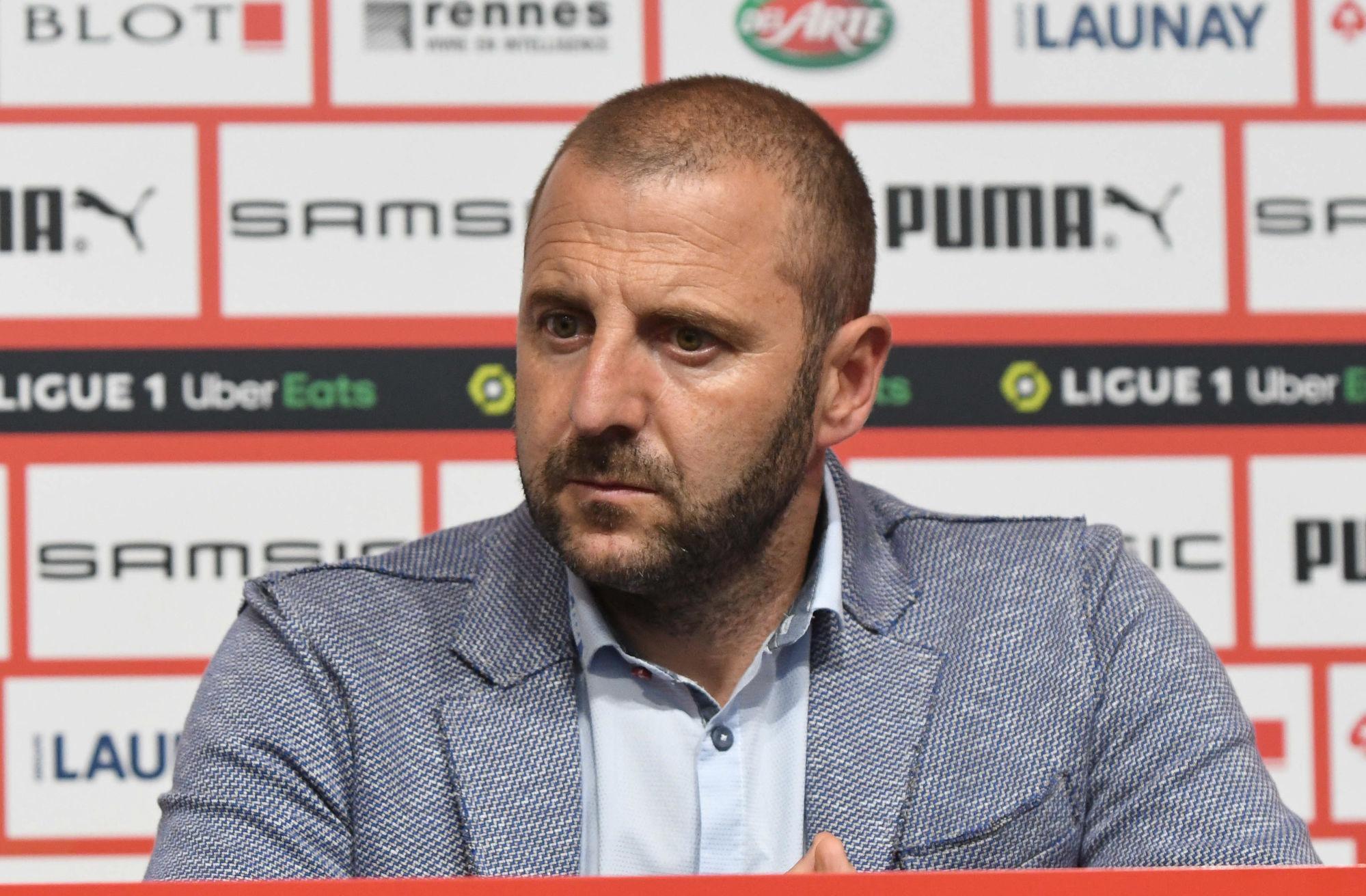 Rennes/PSG - Florian Maurice évoque la réception du PSG qui est «importante»
