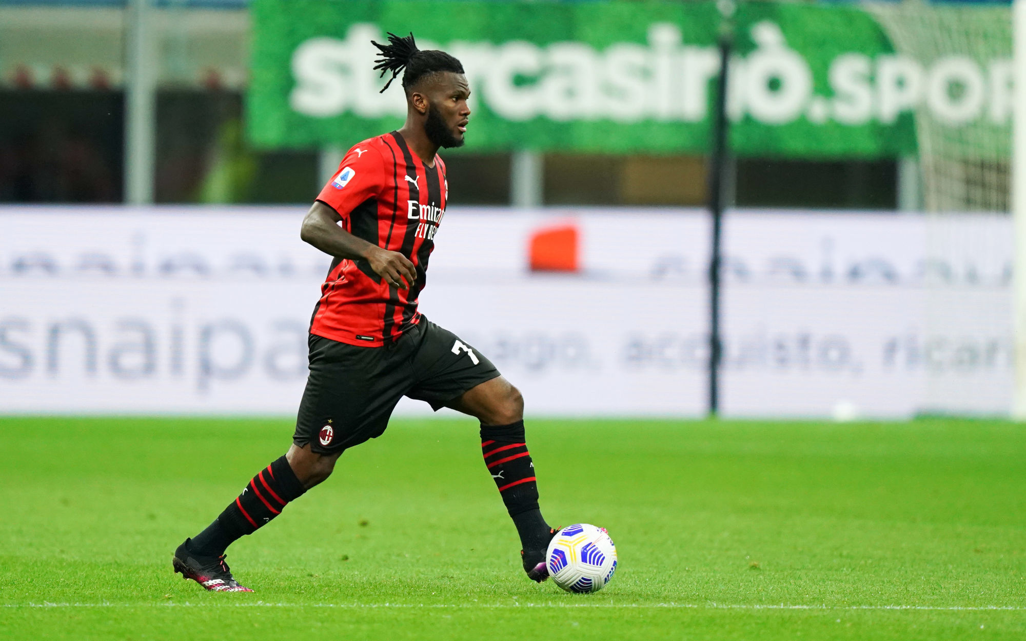 Mercato - Le PSG a lancé les discussions pour Kessié, confirme Foot Mercato