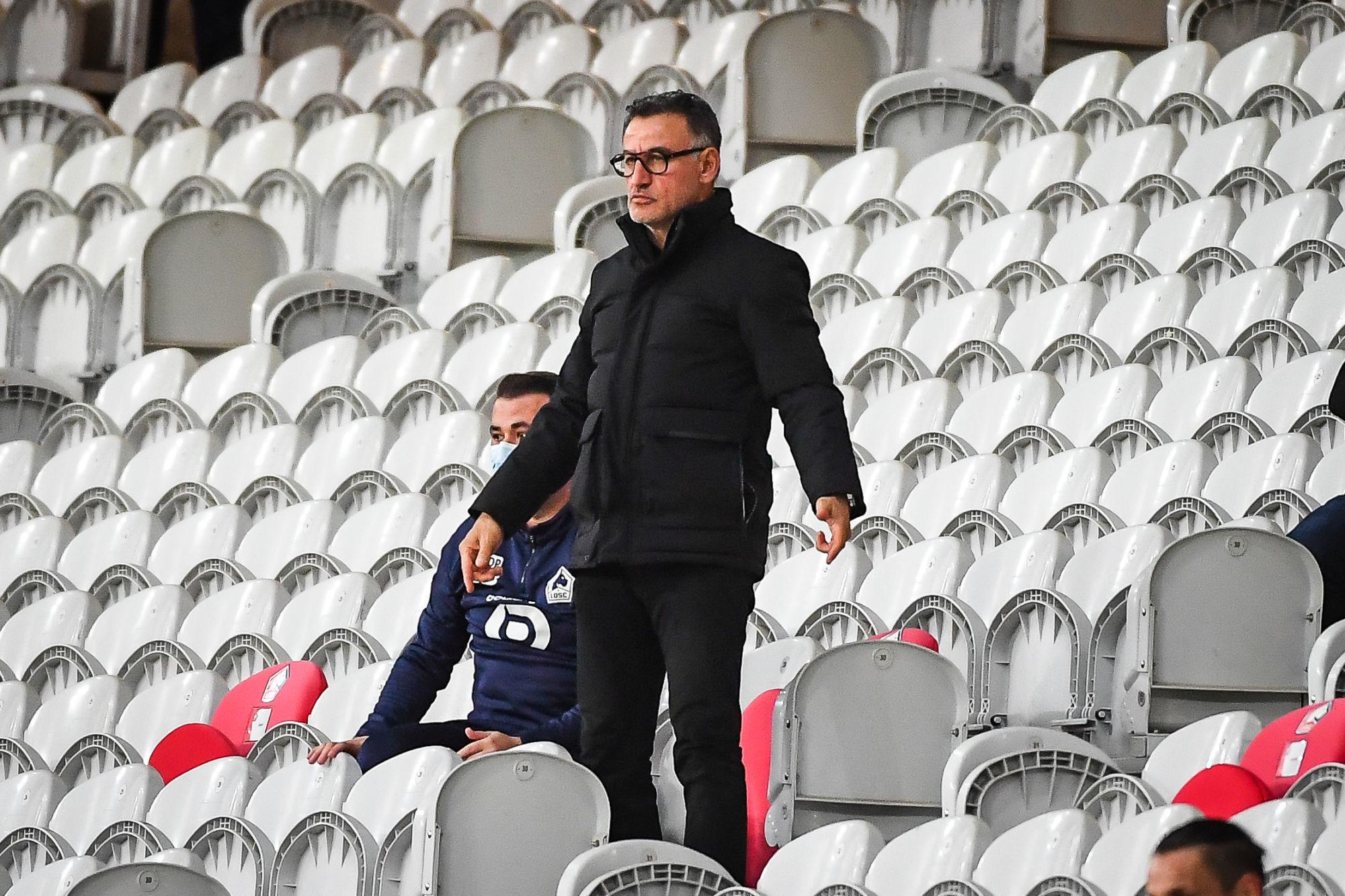 """Ligue 1 - Galtier évoque le titre et veut des joueurs """"lucides et froids"""""""