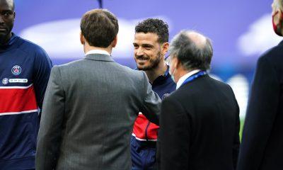 Monaco/PSG - Florenzi exulte après la victoire et fait l'éloge de Mbappé