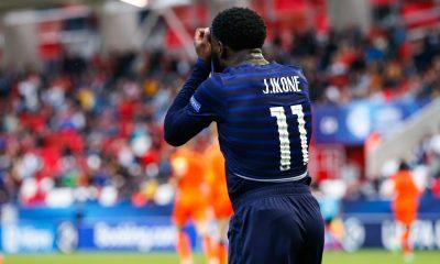 Euro Espoirs - La France éliminée, Dagba blessé