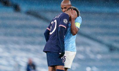 """Fernandinho le souligne """"Neymar a été le joueur le plus dur que nous ayons affronté"""""""