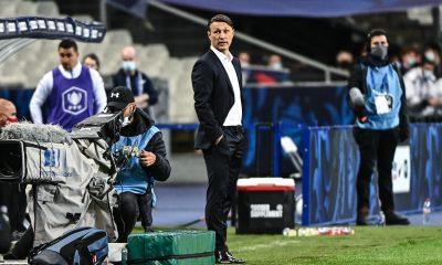 Monaco/PSG - Kovac revient sur la finale et félicite Mbappé «le meilleur joueur du monde»