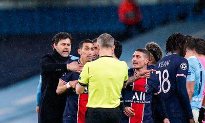 City/PSG - L'UEFA ne compte pas faire une enquête sur les propos de Kuipers