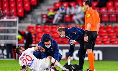 Kurzawa victime d'une entorse, il ne rejouera probablement pas cette saison