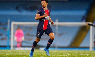"""City/PSG - Marquinhos regrette """"les détails ont fait la différence"""""""