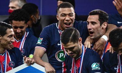 Monaco/PSG - Mbappé évoque le travail de l'équipe, le titre, la Ligue 1 et Benzema