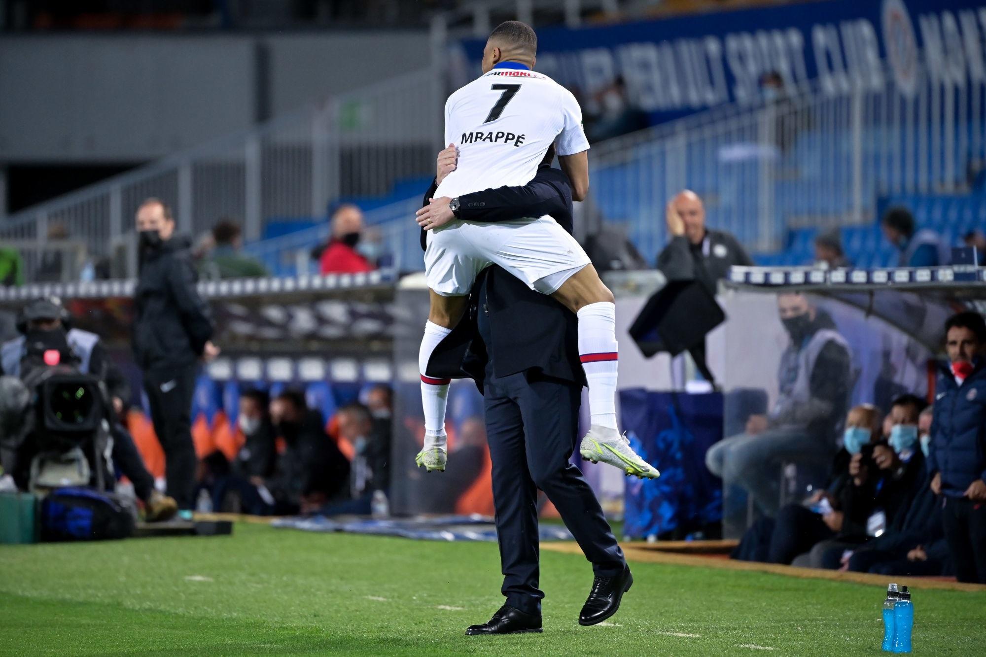 """Montpellier/PSG - Mbappé savoure """"On a réussi à créer un collectif et à être performant"""""""