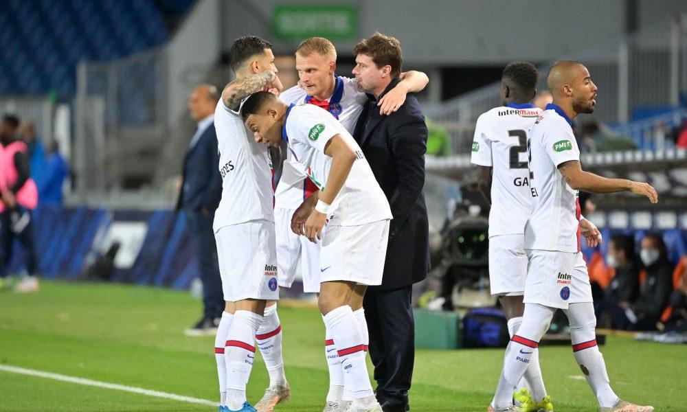 Montpellier/PSG - Qui a été le meilleur joueur parisien ?