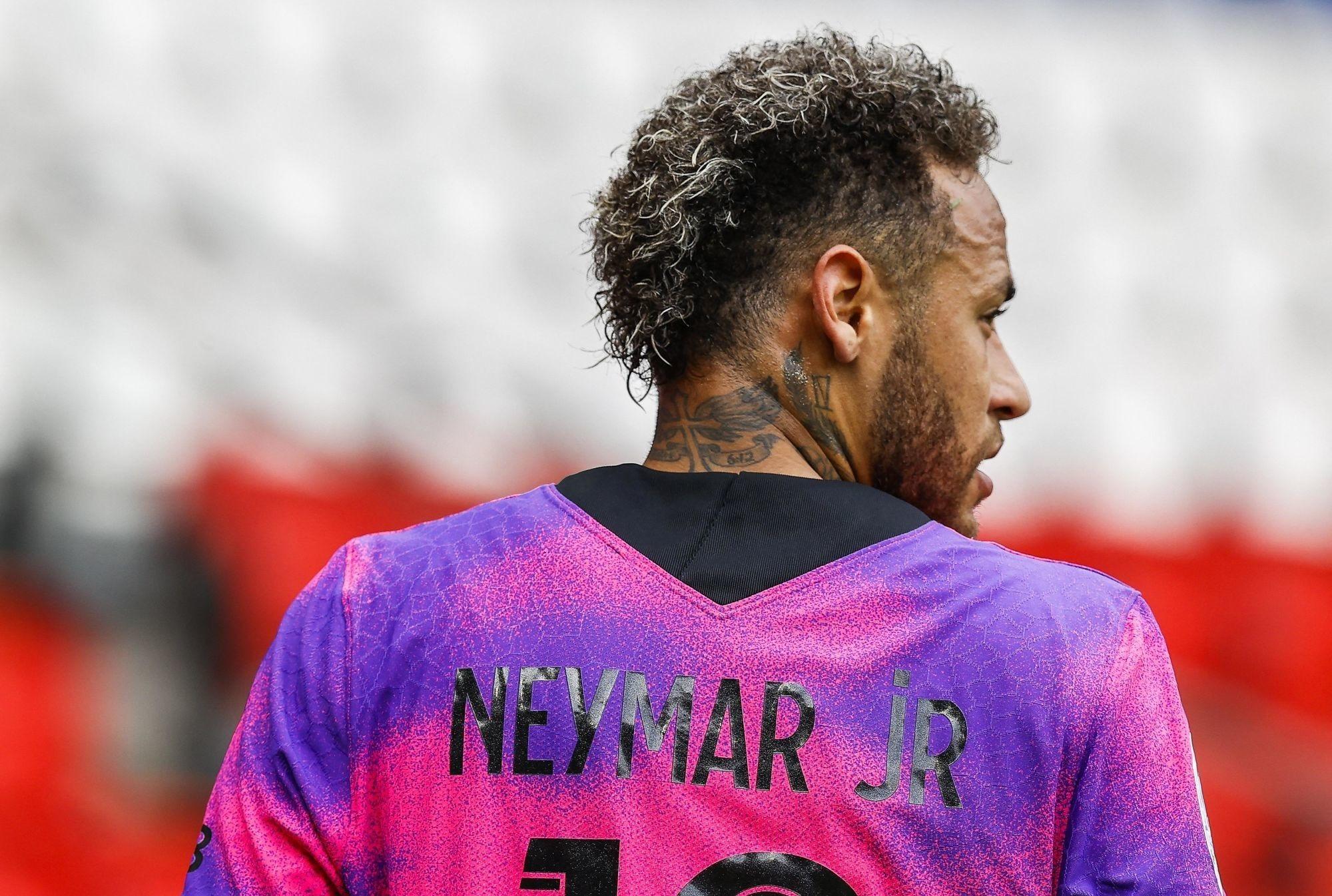 Neymar explique sa prolongation au PSG et annonce ses objectifs