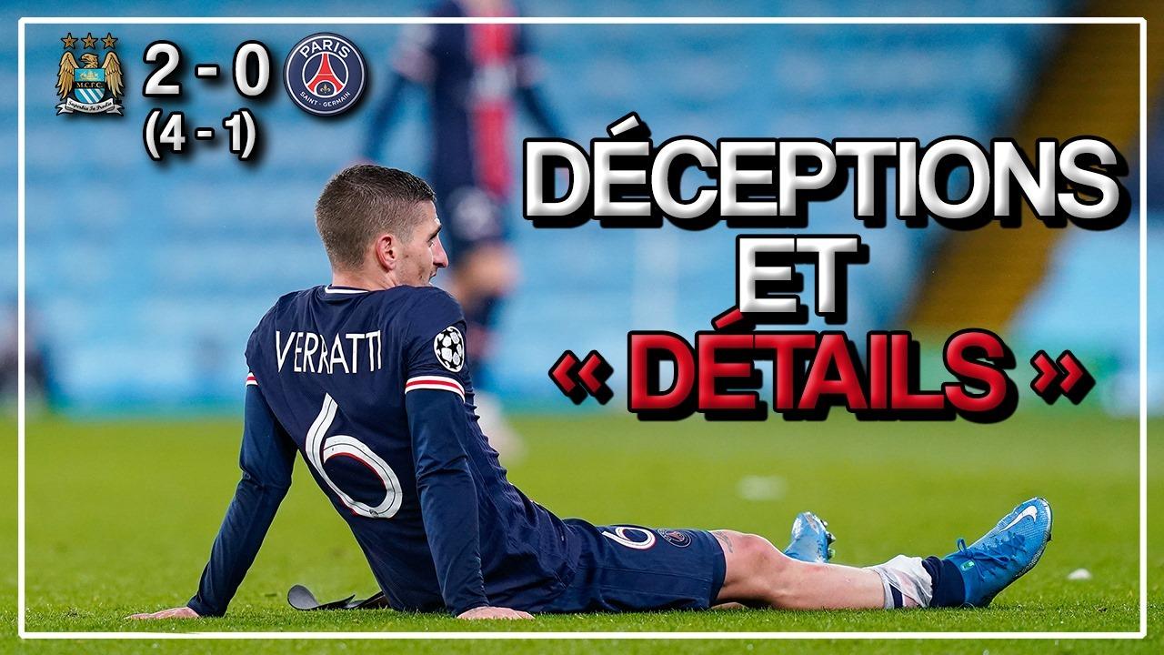 Podcast City/PSG - Débrief de l'échec : Neymar, Icardi, détails et positif