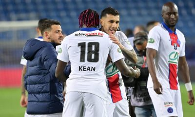 """Montpellier/PSG - Paredes """"On aurait pu marquer plus, mais le plus important est d'être qualifié"""""""