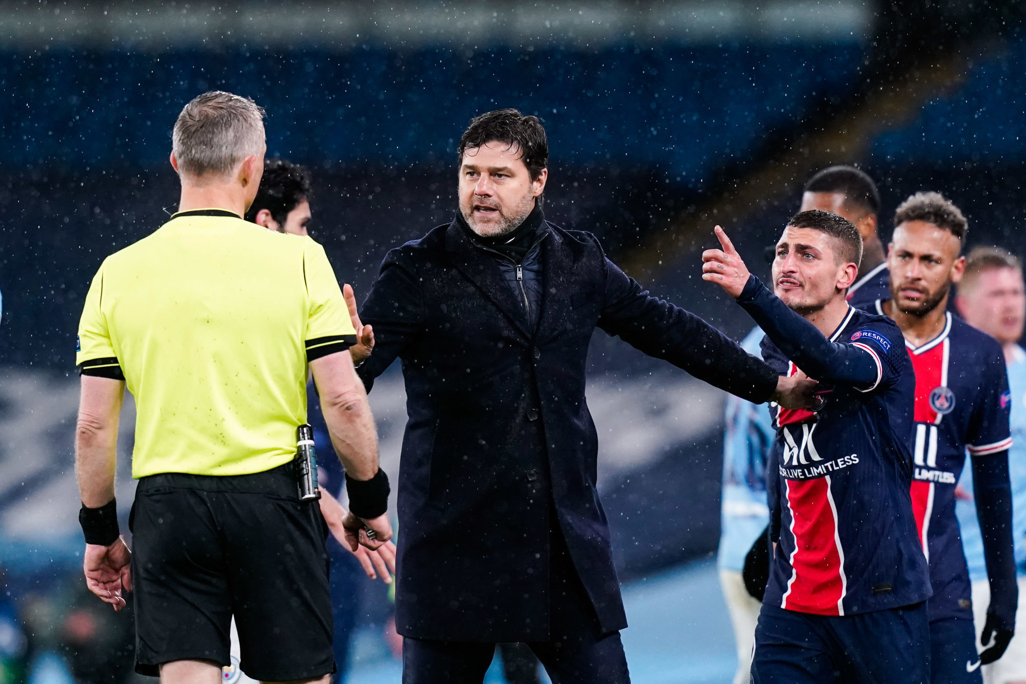 City/PSG - Pochettino évoque la domination, son état d'esprit et les matchs à venir.